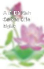 A Di Đà Kinh Sớ Sao Diễn Nghĩa by linh87