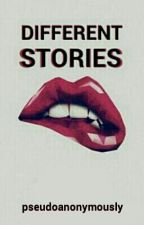 Different Stories [[spg collections]] by pseudoanonymously