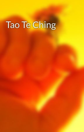Tao Te Ching by slyder33