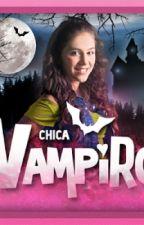 Chica vampiro by TessaRooks