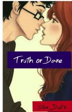 Truth or Dare (A Jilly oneshot) by Star_Dust2