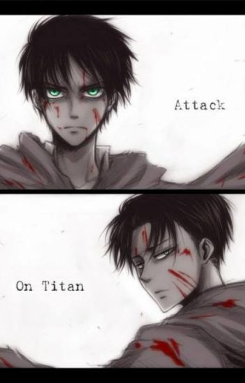 sometimes attack on titan fanfic eren x reader x levi