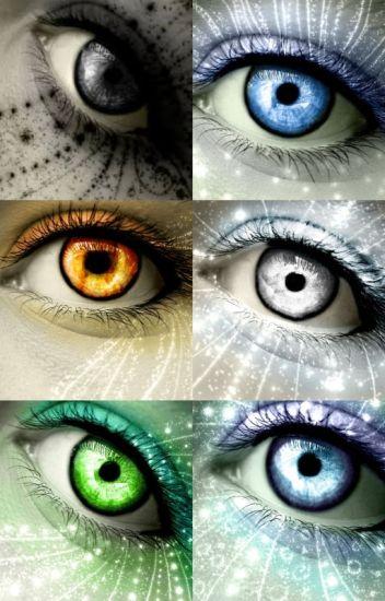 Die 6 Kriegerinnen der Elements