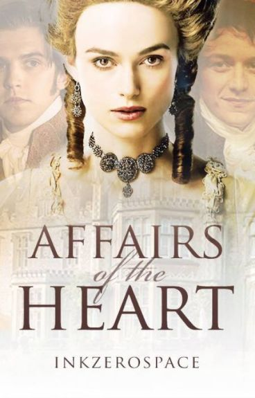Affairs of the Heart (Temporarily on hold for publication of Beloved Beast) by inkzerospace