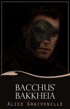 Bacchus' Bakkheia by AliceGraivenille