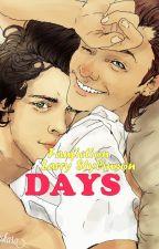 DAYS (HIATUS) by despicablarry