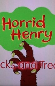 Horrid Henry by Arfa2002