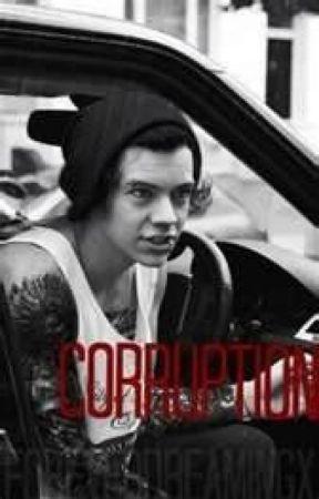 Corruption (punk Harry Styles) by Nixllsmilex
