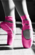 The magic ballet shoes by laurennl