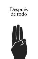 ∂єѕρυєѕ ∂є тσ∂σ. [Peeta Mellark x Lectora] •Sinsajo• by JeRiOl