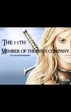 The 15th member of Thorins company by muchloveforthehobbit