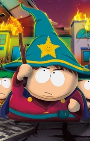 south park x reader - Something Seems Off This Haloween