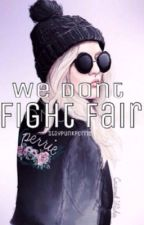We Don't Fight Fair (Jerrie & Lesy) by staypunkperrie