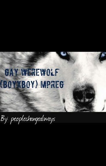 Gay werewolf (boyxboy) Mpreg