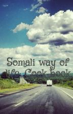 Somali Cook book by the-person