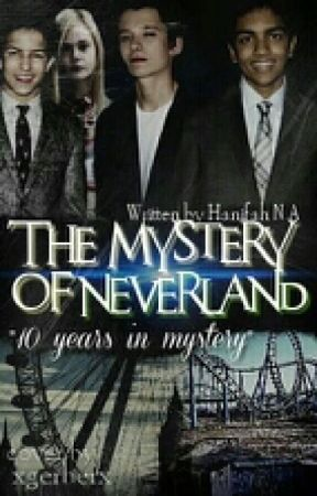 The Mystery Of Neverland by hanifahnaf