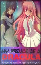 My Prince is a Dracula by queeny_rose