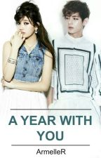 A Year With You (BTS Fanfiction / BTS Fanfic) Taehyung/V by ArmelleR