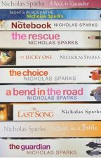 The Best of Nicholas Sparks by MissLein