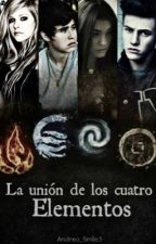 La unión de los cuatro elementos. by Andrea_Smile3