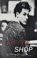 Coffee shop » larry stylinson by louishock
