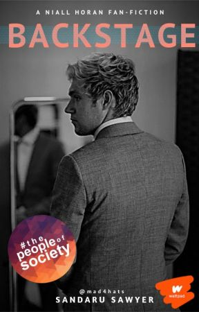 BackStage (Niall Horan Fan Fiction) by mad4hats