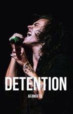 Detention {Harry Styles} by -Judy-