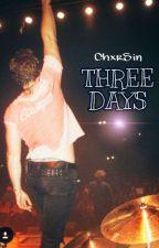 Three days © a.i by CharlyeBlue