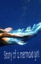 Story of a mermaid girl by hoiikbenhetkim