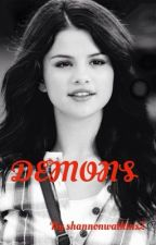 Demons(gally love story and a maze runner story) by ShannonWatkins2