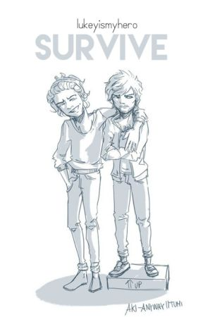 Survive 1 & 2 • larry stylinson ✓ by lukeyismyhero
