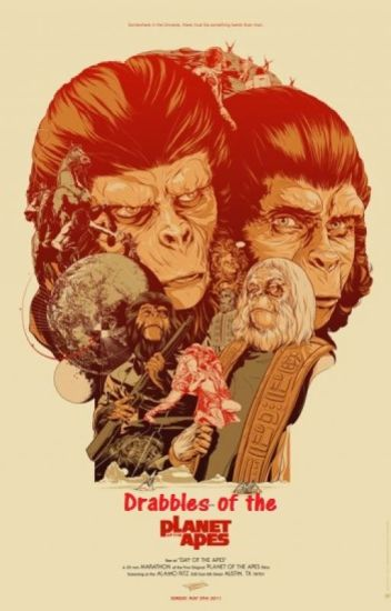 Drabbles of the Planet of the Apes