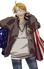 Bully!America x Bullied!Reader by Hetalia_Chile