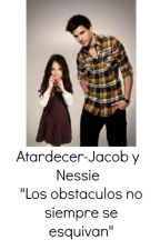 Atardecer -Jacob y Nessie- by XxNefilimxX