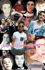 Dirty Matt Espinosa Imagines by colorfulaaron