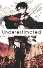 Levi x Reader: Underestimated by pro_CATS_ination