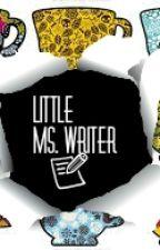 Little Ms. Writer by Erandi27