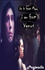 He is from Mars, I am from Venus by Araxiethepoet