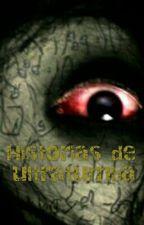Historias de ultratumba by CRISTIANCHELO