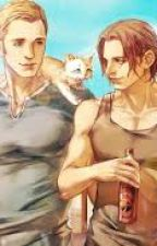 Stucky and Ferret by Afost99
