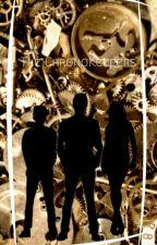 The Chronokeepers by NunoCarvalho8