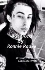 Adopted by Ronnie Radke by batman4eternity