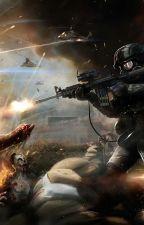 Zombie Apocalipse by Battlefieldzombies