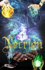 The Five Elements of Necrion (skrivs om) by Sarilia