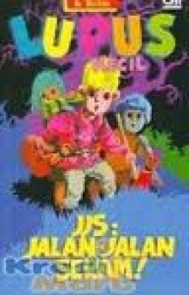 LUPUS KECIL JJS - JALAN-JALAN SERAM by m0n1kk