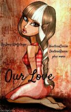 Ever After High Our Love (Cerise and Hunter  Fanfic)(Raven and Dexter  fanfic) by Zoey-Wolfstripe