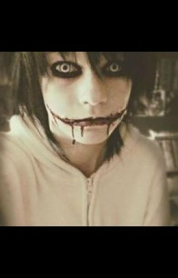 My first kiss (Jeff the killer x reader)