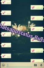 Whatsappstatus Buch by JustANobodyx3