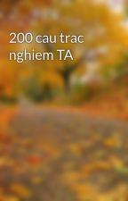 200 cau trac nghiem TA by vmt176