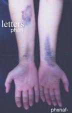 ♛ letters ; phan ♛ I -editando- by phxnaf-